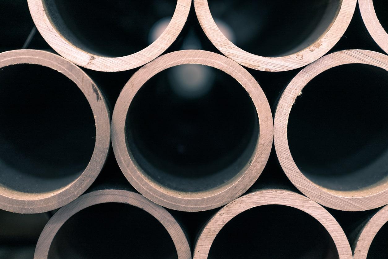 Steel tubes-min
